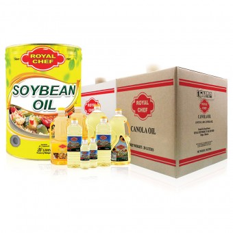 Vegetable Cooking Oil (Soft Oil)